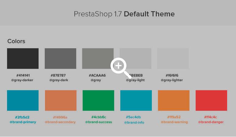 ¿Cómo será la nueva plantilla de PrestaShop 1.7?