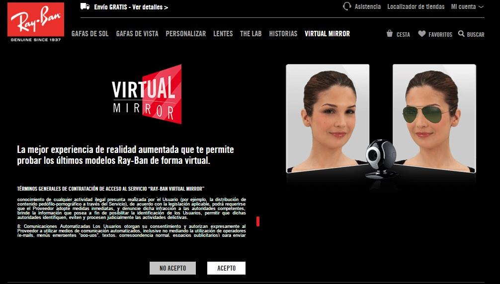 Web realidad Virtual