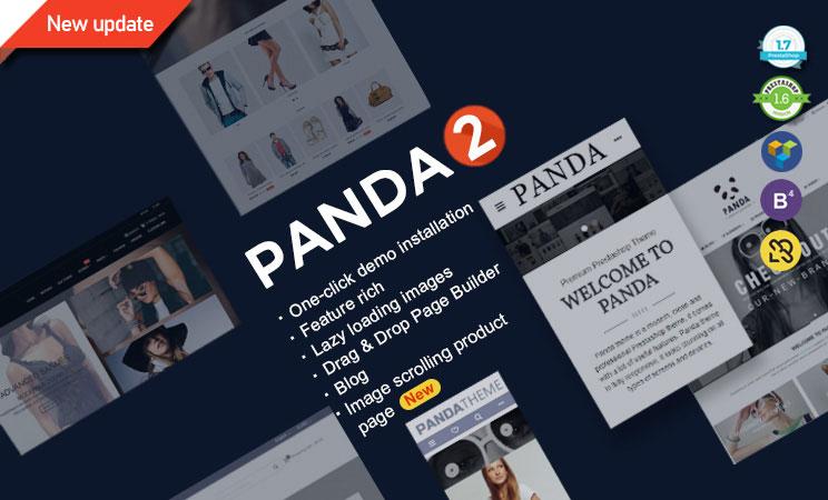 Plantilla Panda